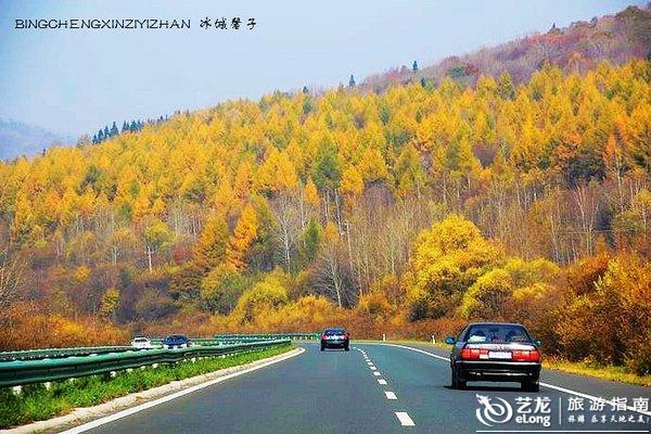 """国庆节你准备好了吗?""""艳遇""""黑龙江的秋天!"""