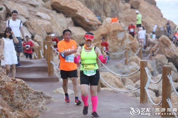 长岛环岛马拉松完美收官 五大亮点最得跑者心
