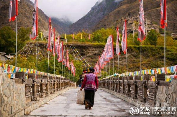 跟随藏家美女游藏寨,收获特别多, 南麂土著旅游攻略