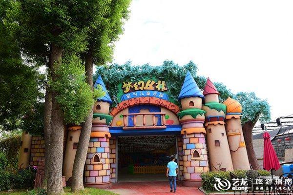洲际绿博园,南通新景观