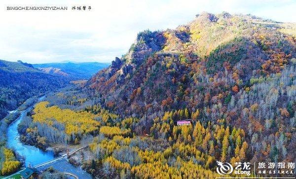 国庆黑龙江自驾游:最清静醉美的一条秋色观光线