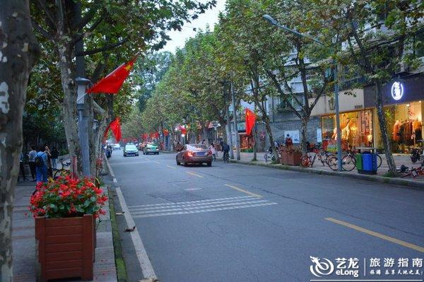 国庆佳节,寻找 玉林路小酒馆