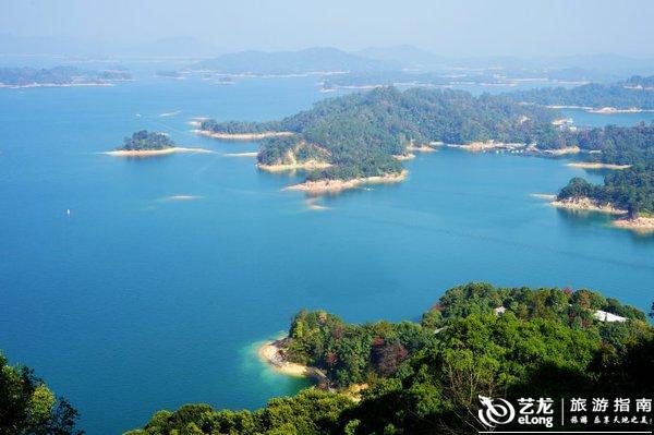 河源,青山绿水看不尽—江西广东(七)