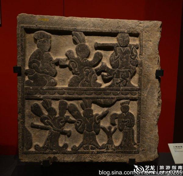 初夏齐鲁:山东博物馆--汉代画像艺术展·下
