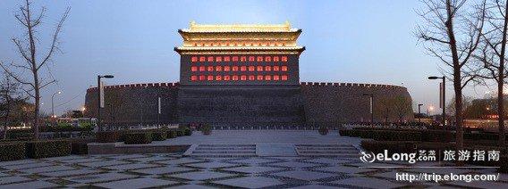 德胜门箭楼旅游,德胜门攻略旅游箭楼,2月北京旅游攻略铁田信长游戏秘籍