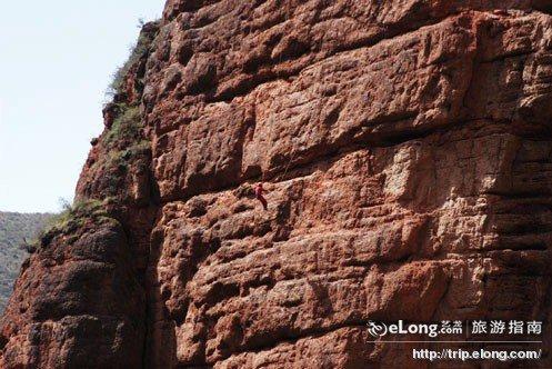 甘南赤壁图片图片幽谷|赤壁甘南之旅景点-艺龙范海辛a图片2的幽谷攻略图片