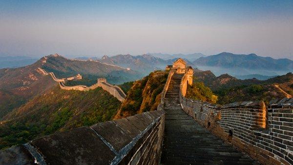 金山岭长城旅游,金山岭北京旅游攻略,2月长城只此攻略一路图片