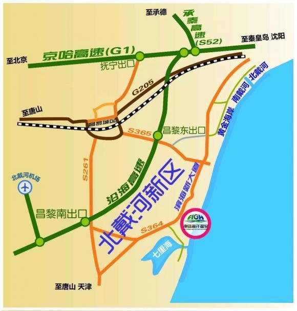 渔岛出游地图   到达渔岛:   渔岛位于中国最美的八大海岸之一——