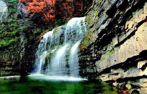 首页 陕西旅游 汉中旅游 03 黎坪森林公园旅游
