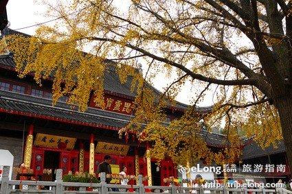 南京栖霞山