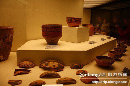三门峡-仰韶文化遗址