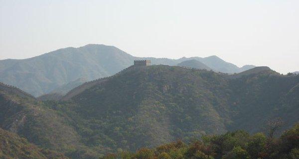 八達嶺長城圖片