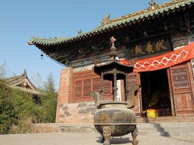 龙马负图寺旅游