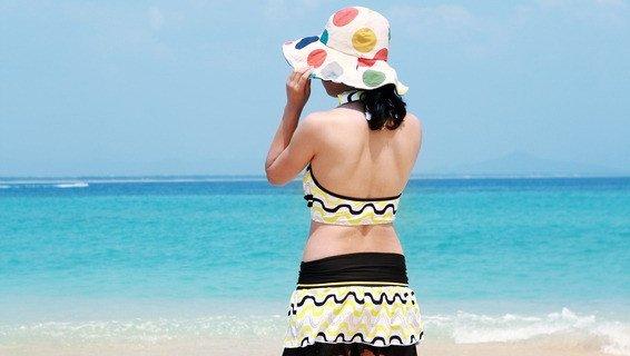 阳光沙滩比基尼