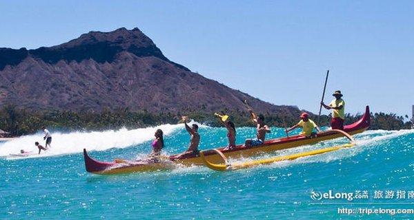 夏威夷风光