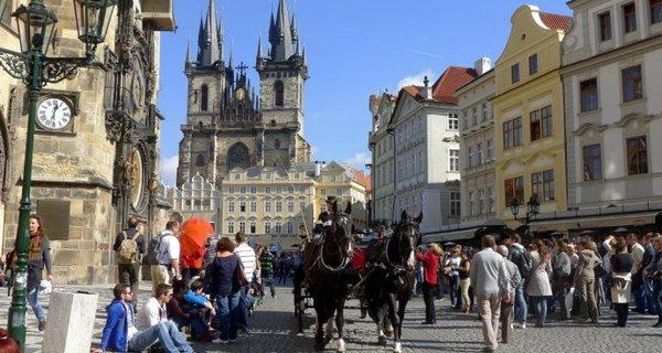 布拉格圖片