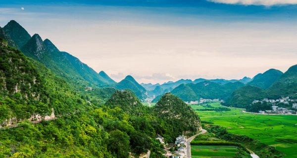 万峰林图片