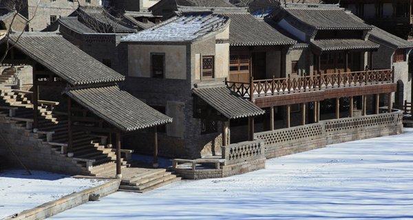 古北水镇图片