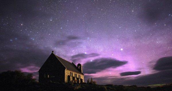 新西兰星空