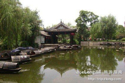 绍兴护城河