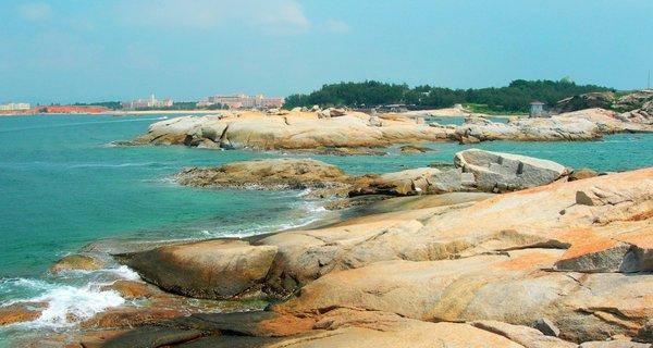 红海湾遮浪角旅游