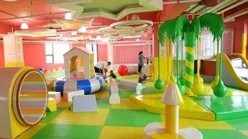 yoyopark儿童游乐园旅游
