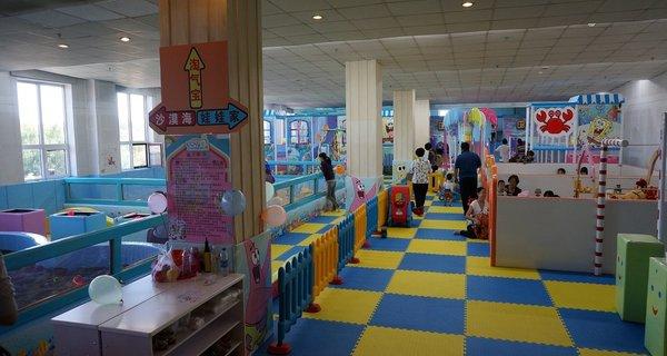 蟹岛室内儿童乐园旅游