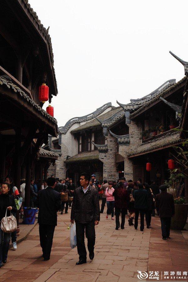 成都到北京机票_黄龙溪10_张斌_黄龙溪图片_艺龙旅游指南