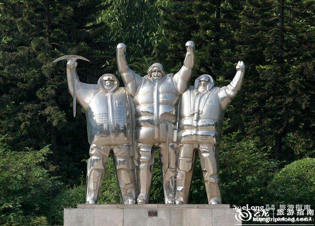 广州雕塑公园图片