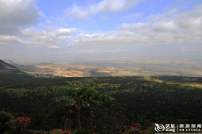 野性肯尼亚 东非大裂谷 没着落 肯尼亚东非大裂谷图片图片