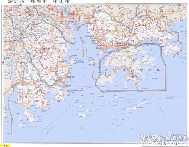 成都到北京机票_珠海地图 - 图片 - 艺龙旅游指南