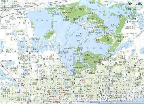 中山地图图片