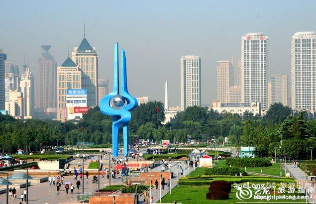 成都到北京机票_泉城广场 - 图片 - 艺龙旅游指南