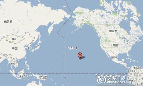 夏威夷旅游购物攻略_夏威夷地图 - 图片 - 艺龙旅游指南