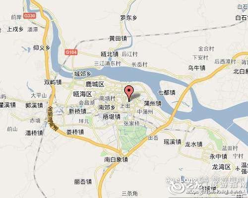 上海厦门特价机票_温州地图一 - 图片 - 艺龙旅游指南
