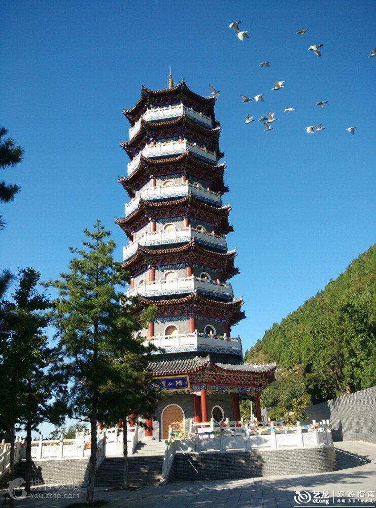 冶仙塔旅游风景区