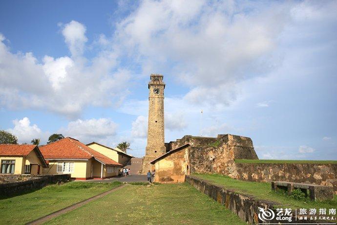 斯里兰卡加勒�9h(_【斯里兰卡】加勒古城,兰卡最具风情的海边城堡_亦行