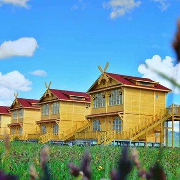若尔盖太阳岛生态度假村