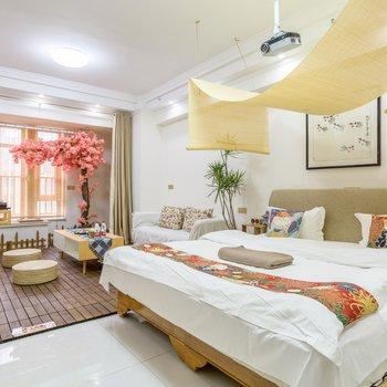 郑州沐栖奈公寓式精品酒店