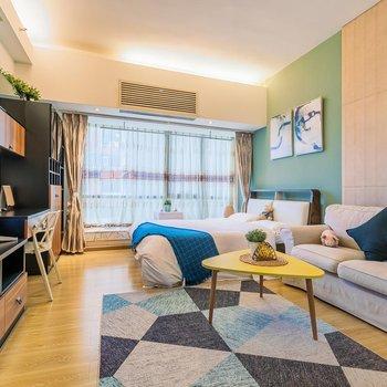 翰文国际公寓(珠江新城店)