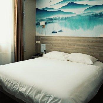 艾客桔子酒店(太原胜利街地铁站店)