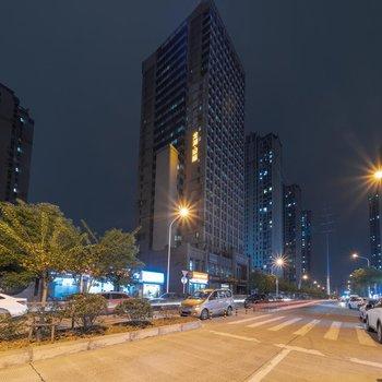 柏麗艾尚國際酒店(武漢南湖理工大學保利中央公館店)
