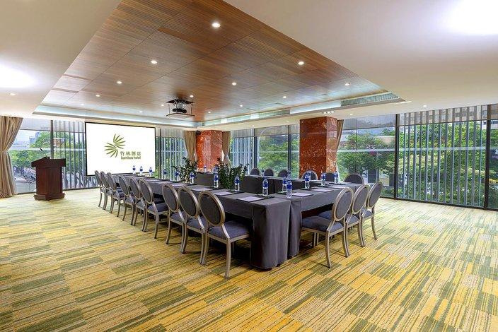 Hampton by Hilton Zhuhai Gongbei Port meeting room
