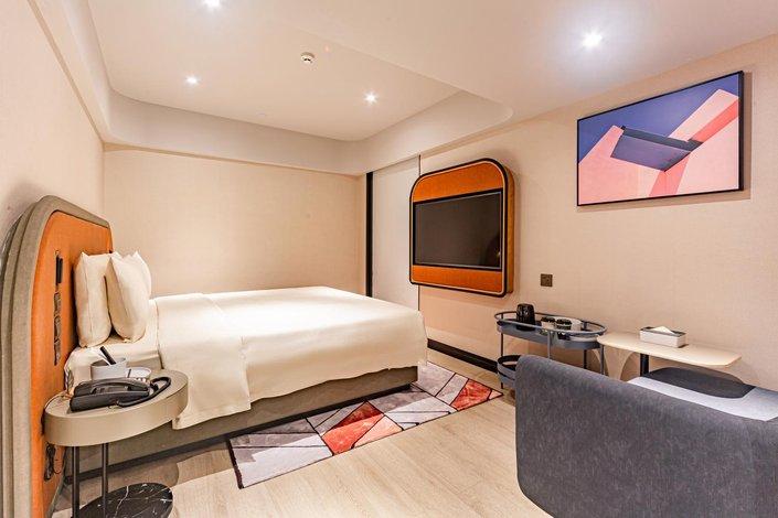 Atour Light (Chengdu Taikoo Li) Guest Room
