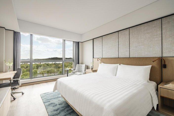 Shangri-La Hotel Zhoushan Guest Room