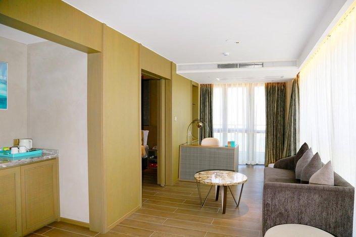 Wyndham Grand Plaza Royale Shuangyue Bay Huizhou Guest Room