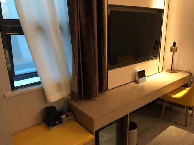 北京海驿金瓯酒店客房