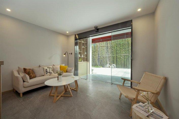 Linxijie Longli garden house Lobby