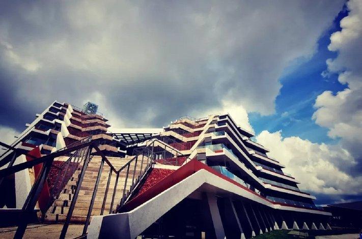 长白山在之禾·漫江鹿苑度假酒店外观