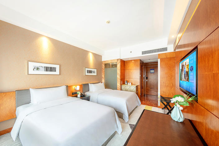 Hampton by Hilton Zhuhai Gongbei Port Guest Room
